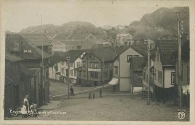 Lerviksbakken i Egersund