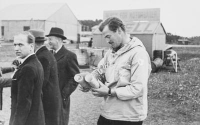 Flyveren Hans Grøn Lund t