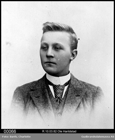 Ole Harildstad