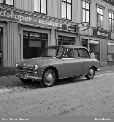 Romstad Auto