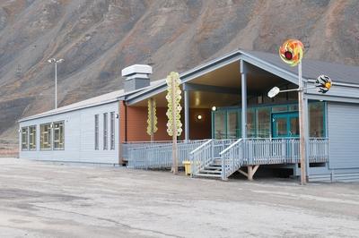 Longyearbyen skole, byggetrinn 2
