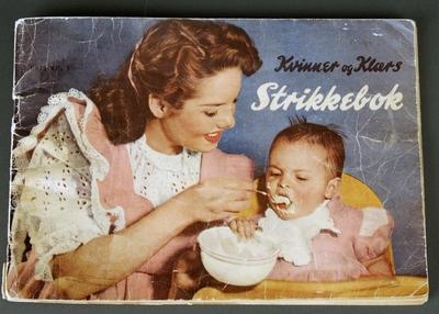 Kvinner og Klærs strikkebok