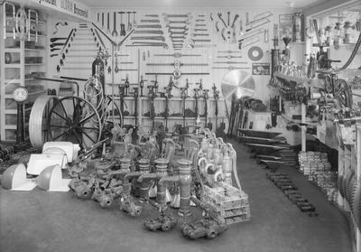 Hynnes maskinforretning