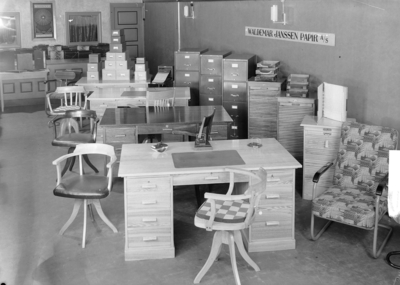 Waldemar Janssen Papirhandel
