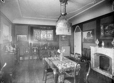 Harald F. Olsens villa