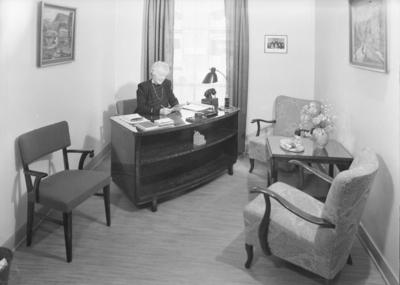 A/S Hartmann's kontorer intriør