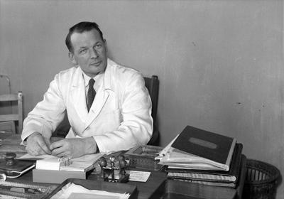 Stadsfysikus Dr. And. Weidemann