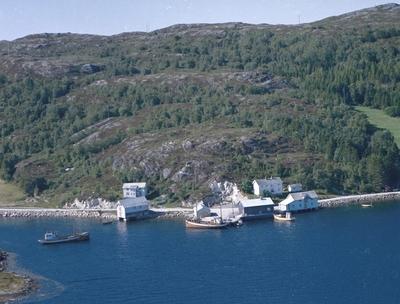 Eiendommer ved Fillfjorden samvirkelag