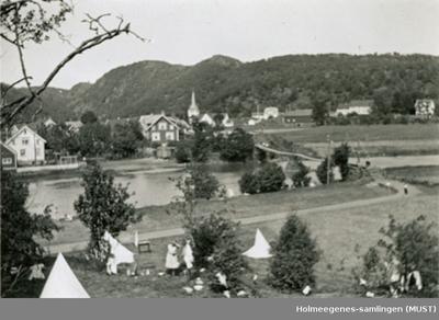 Landskapsbilde