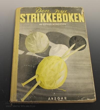 Den Nye Strikkeboken av Ester Bondesen