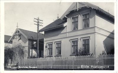 Bøle postkontor