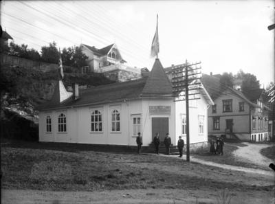 Losje Henrik Wergeland i Kongens gate