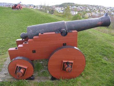 KANON, ML 24pund M1829 Stafsjø