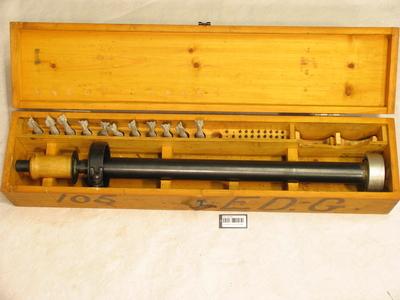 Øvingssett for 81mm BK M1929
