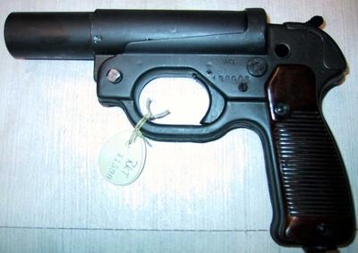 Signalpistol 27mm modell LP 42