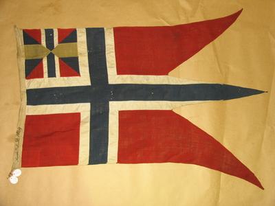 Unionsflagg, Norsk/Svensk M/1844