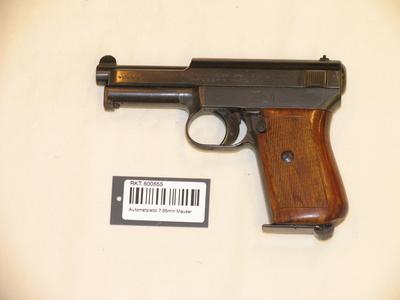 Pistol 7,65 mm Mauser M1914
