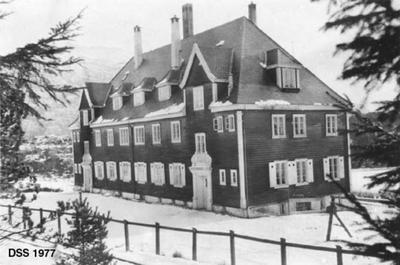 Os skogskole i Hordaland