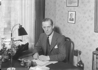 Hr. direktør varaordfører Jensen Britannia