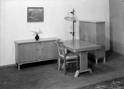 G.C. Kristoffersen Dronningens gt. 36 foto 1 møblement