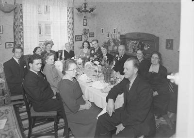Ingeborg Jørgensen's 80 års dag
