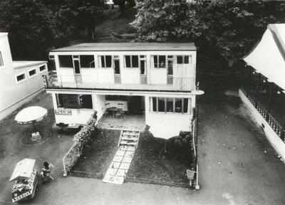 Stockholmsutställningen 1930 Egna hem 45, behovstyp VIII (radhus)