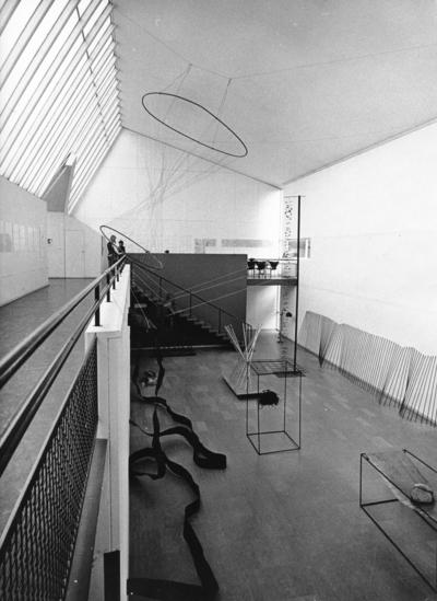Klas Anshelms konst på Lunds konsthall Utställning