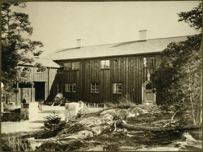 Tärnaby turiststation Exteriör