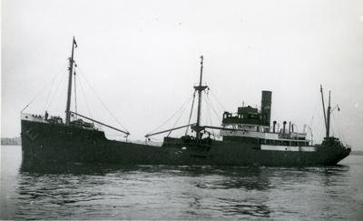Ägare:/  -38/: Scandinavian Shipping Co. Ltd. Hemort: Glasgow.