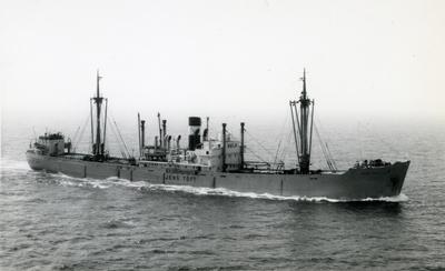 Ägare:/1946-63/: Dampskibsselskabet Jutlandia A/S. Hemort: Köbenhavn.