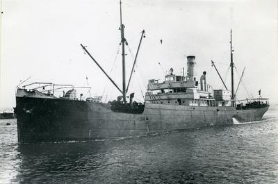 Ägare:/1922-50/: Compagnie Nationale Belge de Transports Maritimes. Hemort: Anvers.
