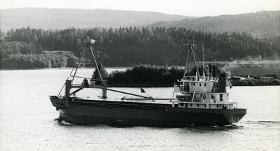 Ägare:/1972-73/: Frithjof Foss Shipping A/S. Hemort: Oslo.