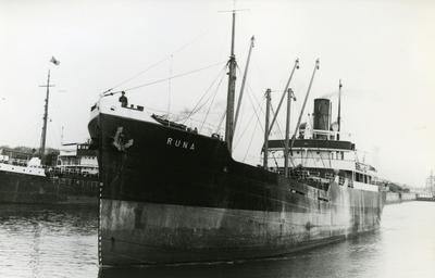 Ägare:/1930-36/: Scandinavian Shipping Co. Ltd. Hemort: Glasgow.