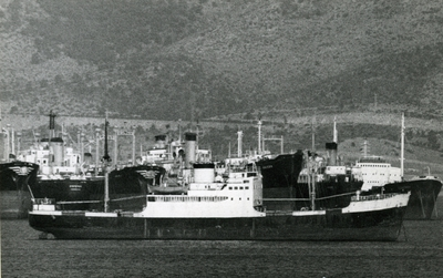 Ägare:/1970-79/: Scandinavian - Baltic & Mediterranean Shipping Corp. Hemort: Peiraievs.