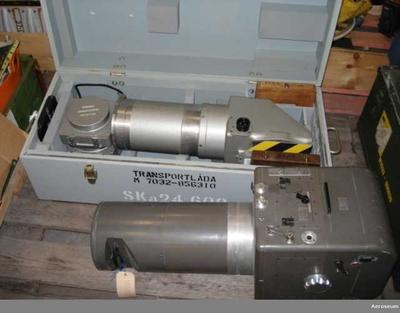Flygkamera SKa 124-600