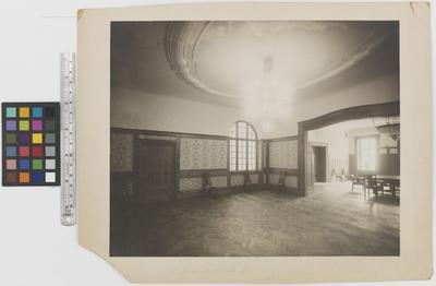 Läkaresällskapets hus Interiör, hall