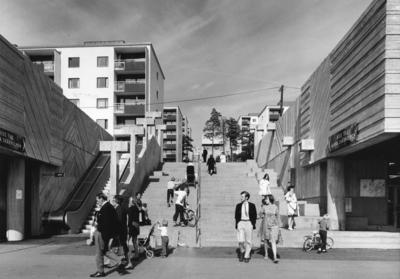 Skärholmens centrum