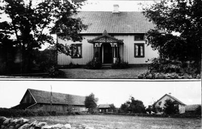 Edit och Henning Larssons gård.