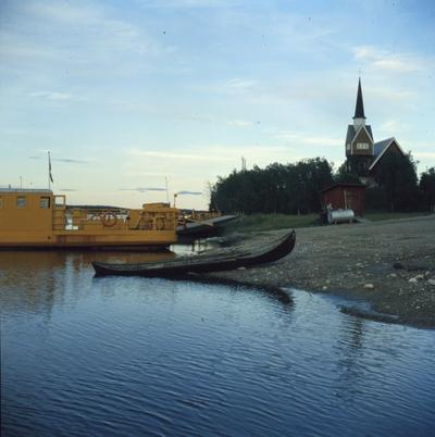 Sverige, Lappland, Norrbotten, Kiruna, Karesuando, Karesuando (Avbildad, ort)