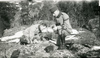 Arméns Underofficerskola.