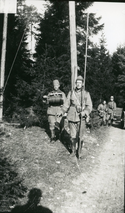 Kabelbrytning, A 6.