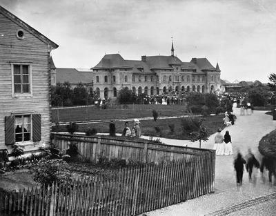Från UB Uppsala