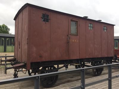 Fångvagn
