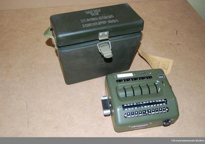 Krypteringsapparat