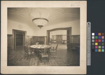 Läkaresällskapets hus Interiör, samlingsrum