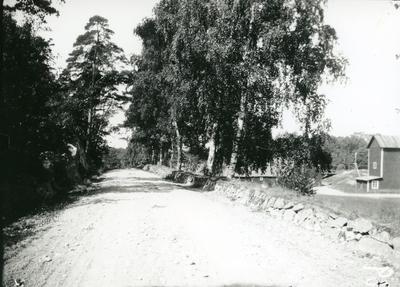 Landsväg.