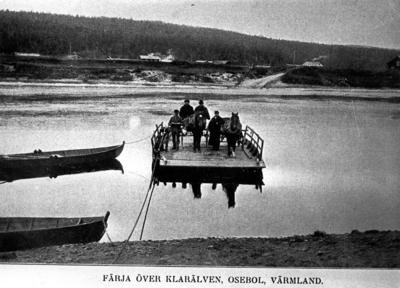Sverige, Värmland, Torsby, Älvdals, Norra Ny, Osebol, 0 (Avbildad, ort)