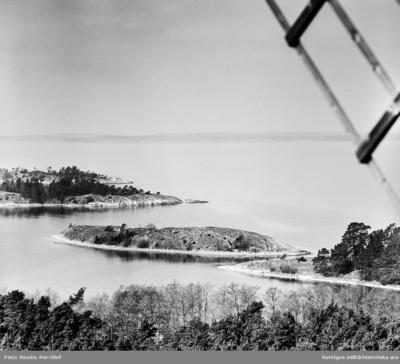 Utsikt från kvarnen.