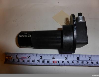 Kontrollenhet för luftbroms J 34