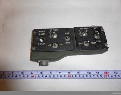 Radarpanel 011 V31